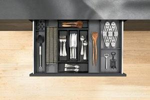 LEGRABOX pure von Blum: Elegantes Boxsystem für den gesamten Wohnbereich