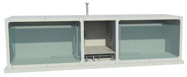 SW Umwelttechnik: Trinkwasserbehälter - Achtung, fertig, dicht!
