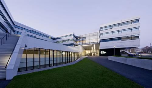 aluminium fenster institut architektur preis 2010 On architektur fh oder uni