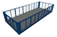 CONTAINEX Terrassen–Container