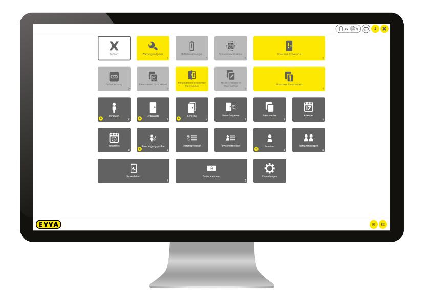 Noch einfacher und intuitiver: Xesar Service Pack 1