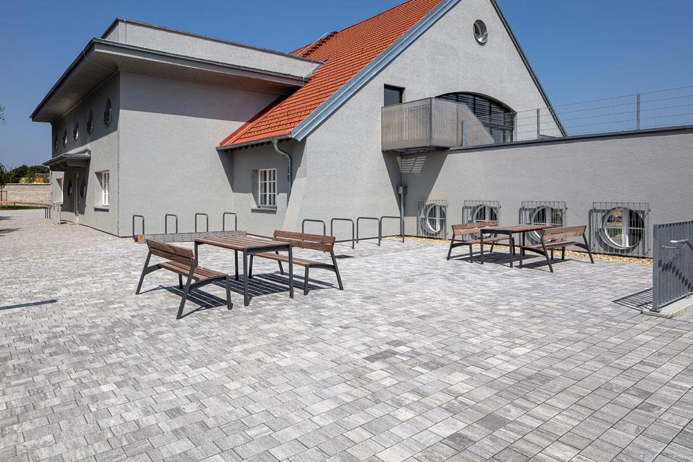 Friedl Steinwerke mit Produktemix