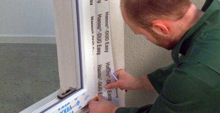 Neues Hanno Fensteranschluss-System