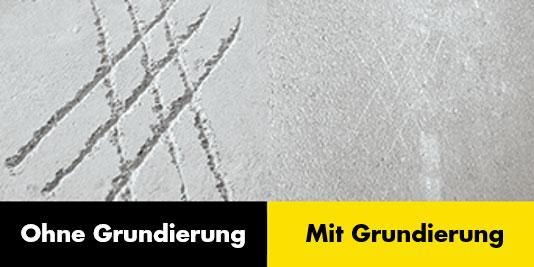 Grundierungen von Ceresit – passend für alle Untergründe!