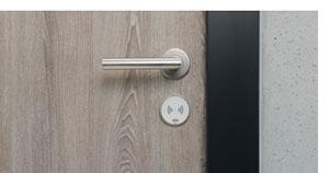 Die Hoteltür von Kunex - das komplette System aus einer Hand