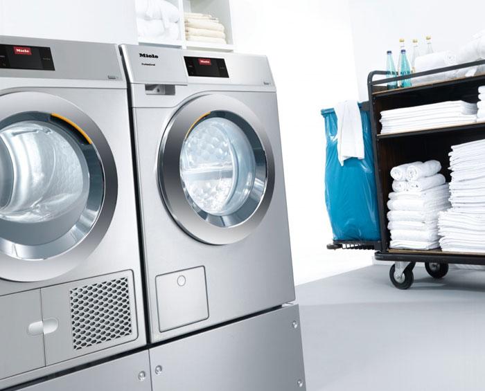 MIELE: Professionelle Wäschepflege