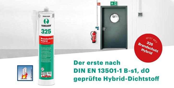 RAMSAUER: Brandschutz Hybrid 325