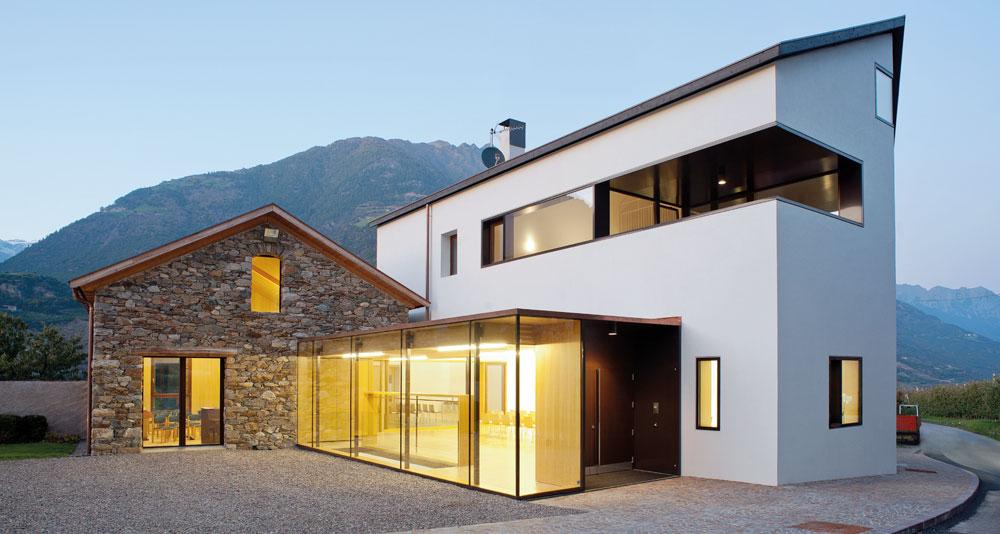 Gaulhofer Holz-Fenster stehen für 100 Jahre Qualität & Gestaltungsfreude