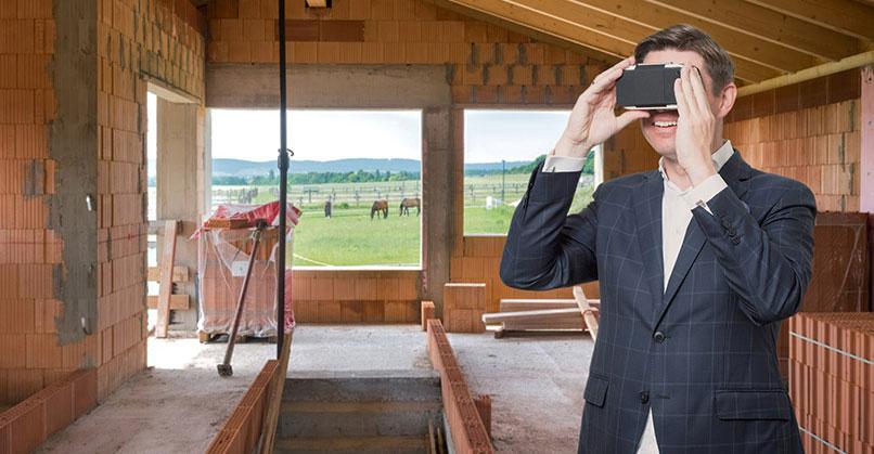 Wienerberger Virtual Reality-App