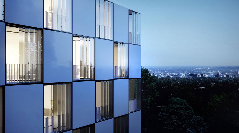 SOLARLUX: Bewegliche Glasfassaden