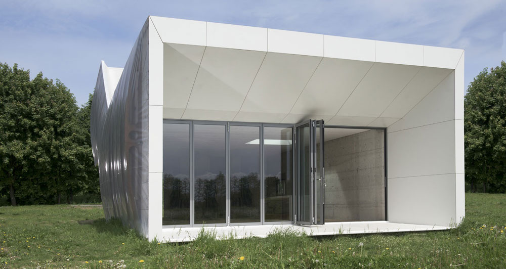 SOLARLUX: Wormhouse: Einfach anders gedacht
