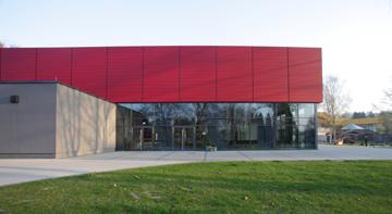 Kalzip<sup>®</sup> FC Fassadensystem