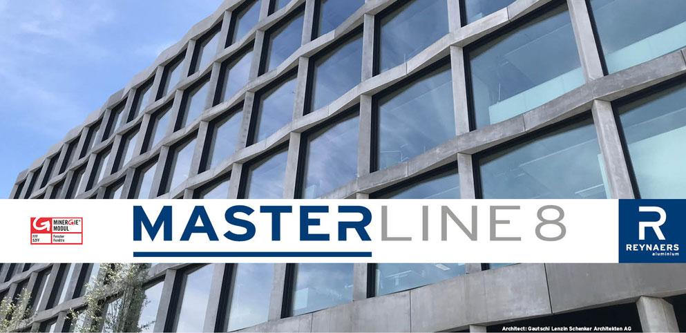MasterLine 8 – Energieeffizienz nach Maß