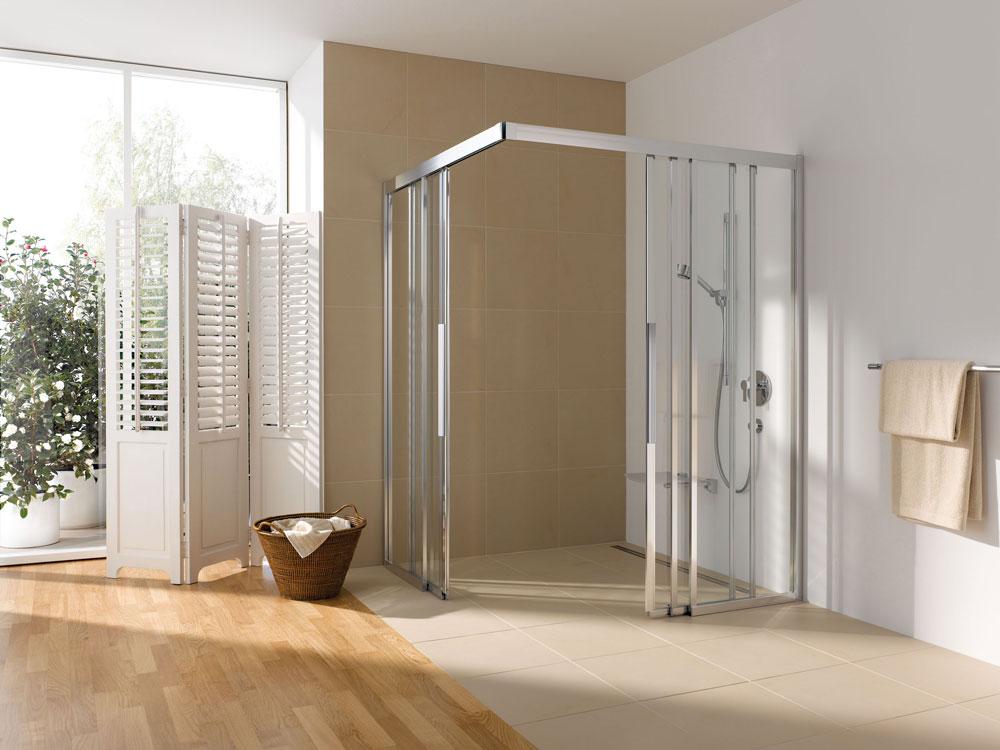 Duschserie 3000 von Baduscho