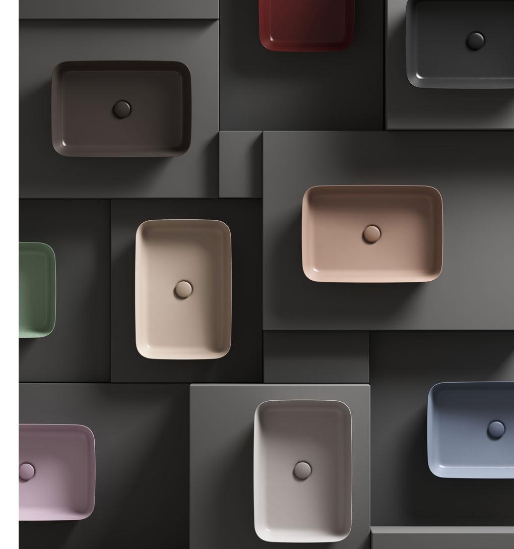 Ideal Standard bietet inspirierende Farbkonzepte für das Bad