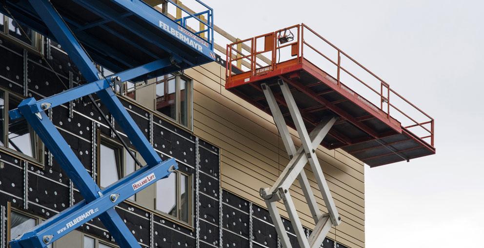 VHF: Zerlegbare Fassadensysteme sind zukunftsfit
