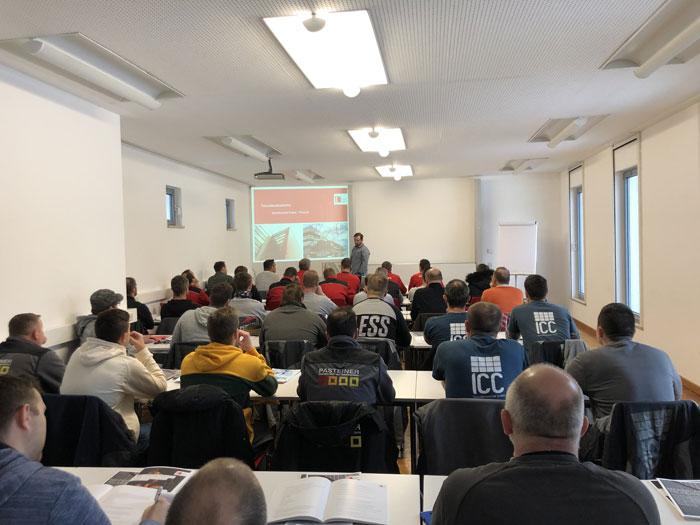 VHF: Weiterbildung am 3. und 4. Februar 2020