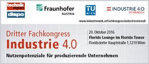 Dritter Fachkongress Industrie 4.0