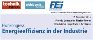 Fachkongress 'Energieeffizienz in der Industrie'