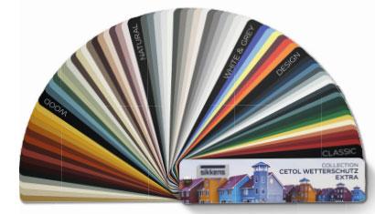 Sikkens: Cetol Wetterschutzfarbe Extra
