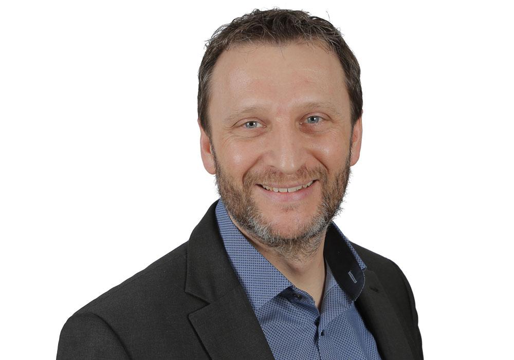 Stefan Mayer: Verkaufsleitung Niko