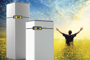 Perfekte Schnauer-Photovoltaik