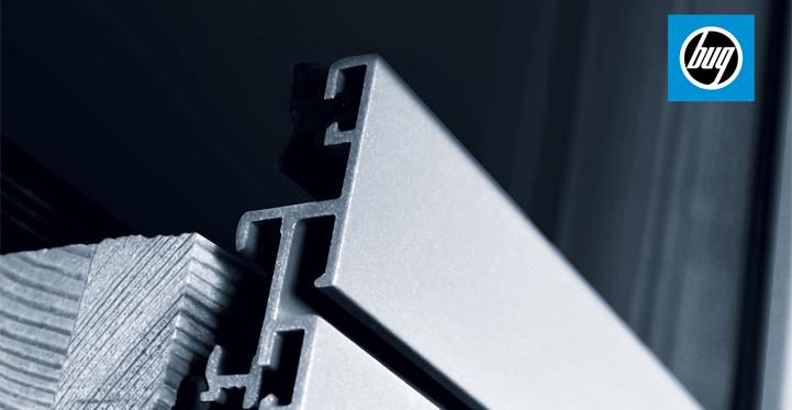 Neue Produkt-Highlights von BUG Aluminium-Systeme