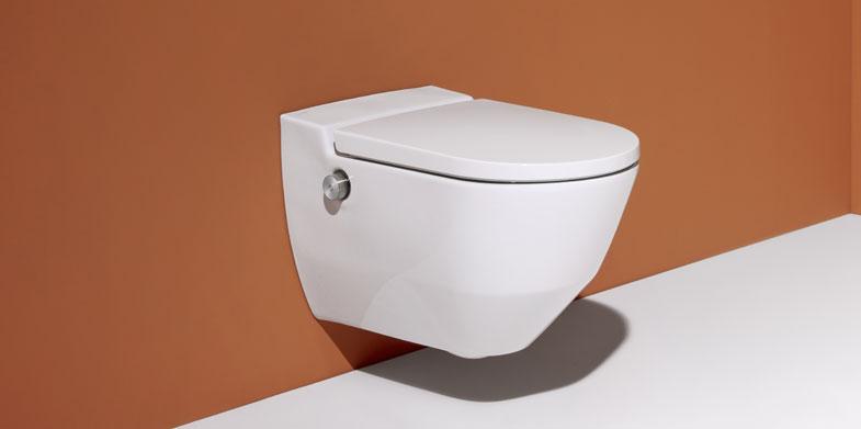Cleanet Navia: Das neue Dusch-WC von Laufen