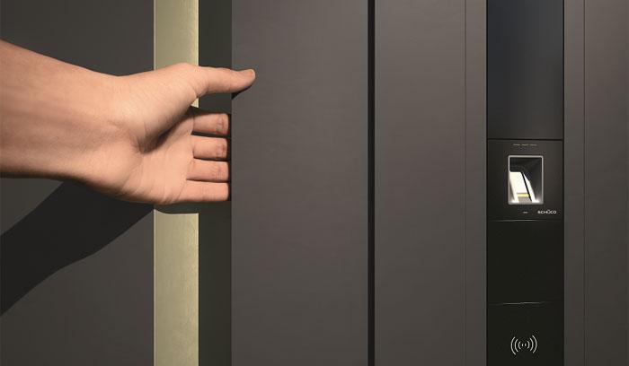 Ein System, viele Werte: Türsystem Schüco AD UP