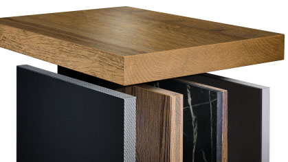 Die neue EGGER Kollektion Dekorativ 2020-22