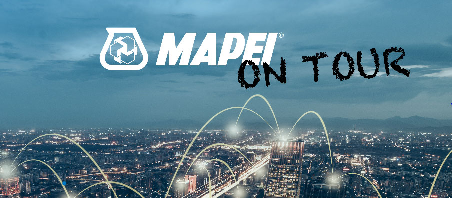 MAPEI Know-How On Tour!