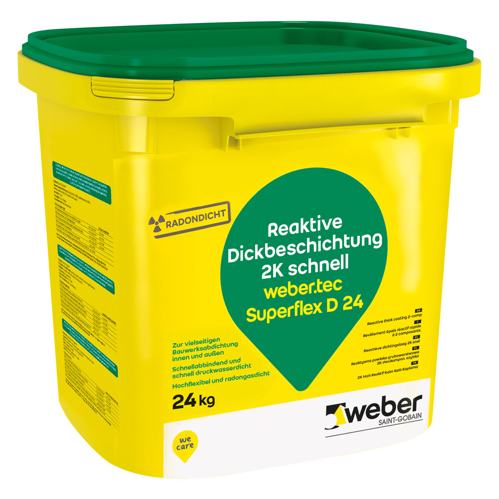 webertec Superflex D 24