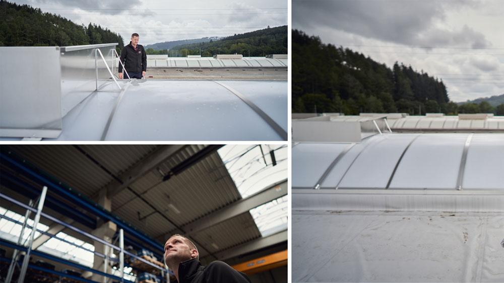 VELUX Commercial: Sanierung <br>von Tageslichtsystemen im Dach