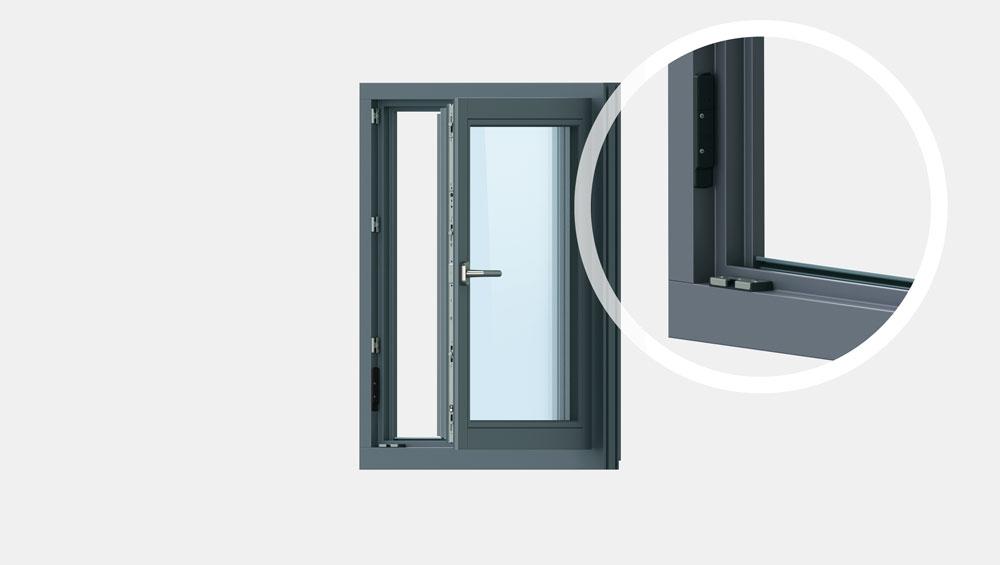 Winkhaus. Smarte Fenster kontrollieren und kommunizieren