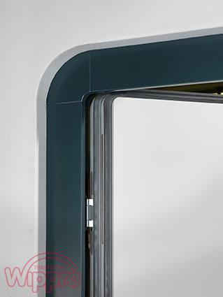 Wippro: Curve – so smart können Türen sein