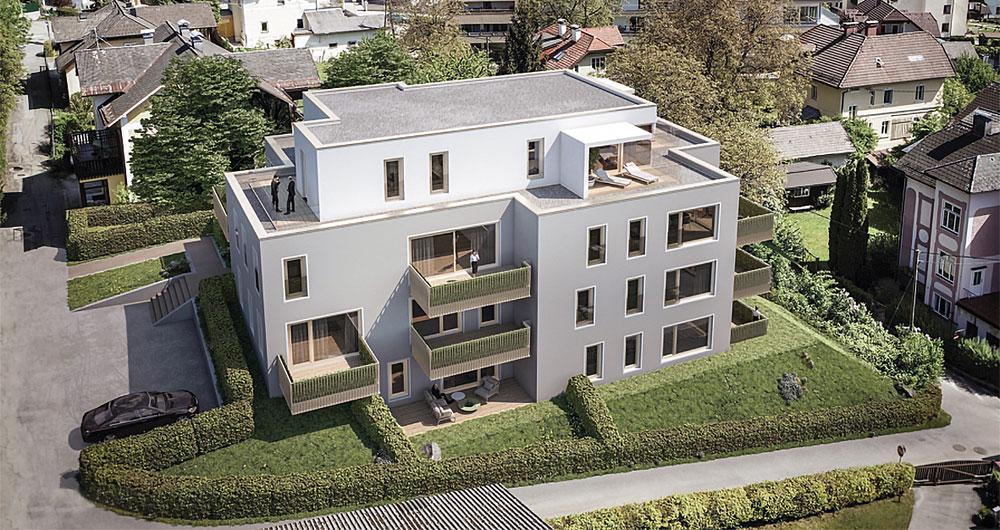 Perfekt auch für den mehrgeschossigen Wohnbau
