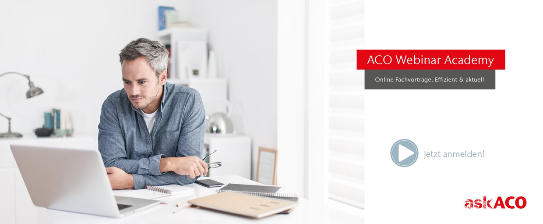 ACO: Flexibel weiterbilden