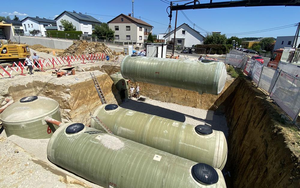 ACO: Stark wie Beton – leicht wie Kunststoff