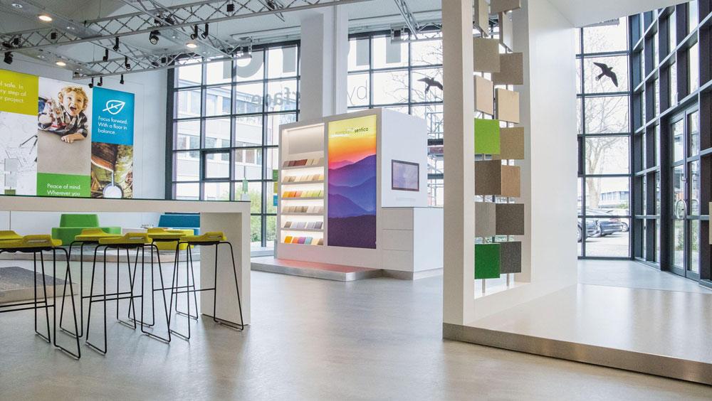 NORA FLOORING: Neue Farben im Spiel