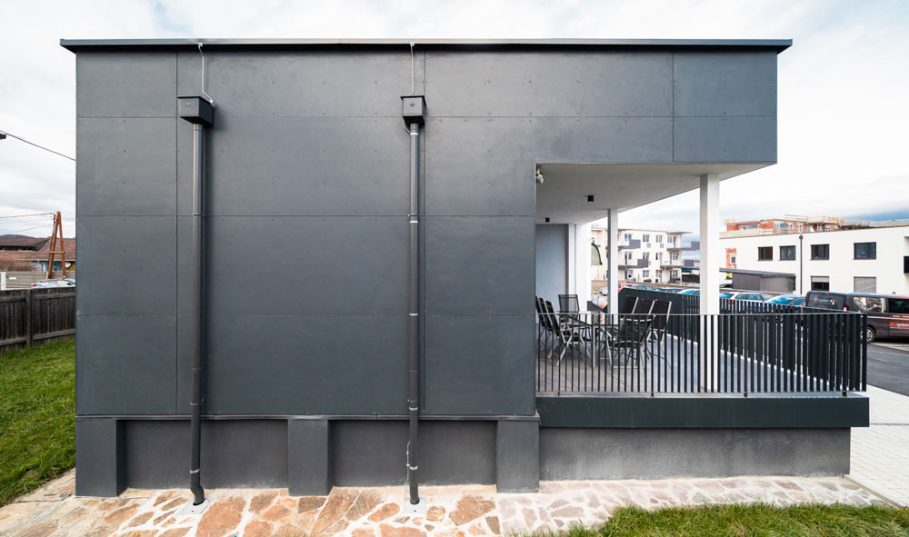 JamesHardie<sup>®</sup> Fassadenlösungen aus Faserzement