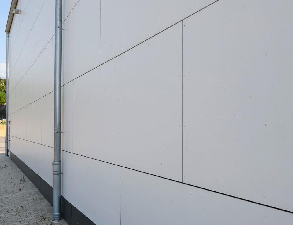 JAMES HARDIE: Die Fassadentafel im Großformat