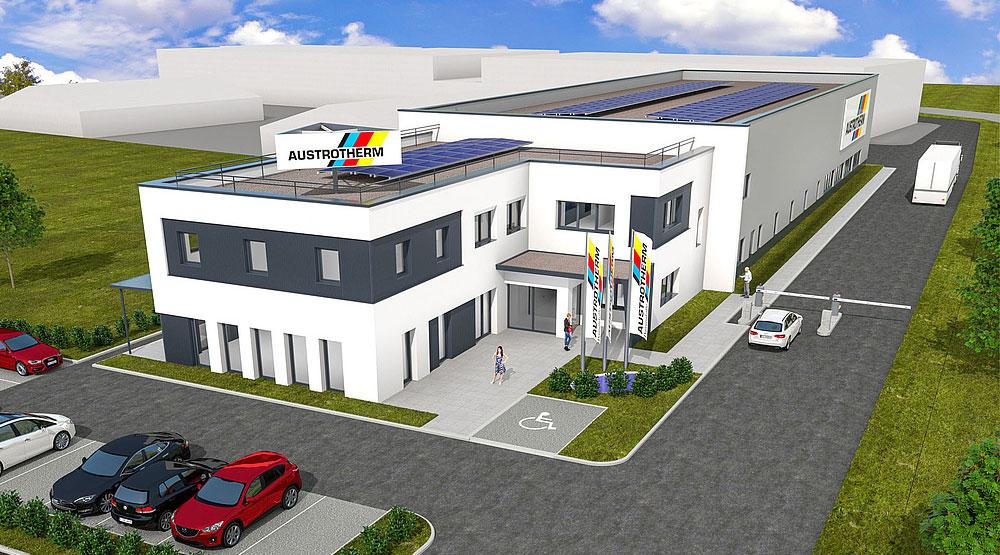 """ustrotherm investiert in nachhaltige """"Green Building"""" Technologie"""
