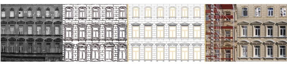 AUSTROTHERM: Historische Fassaden thermisch sanieren