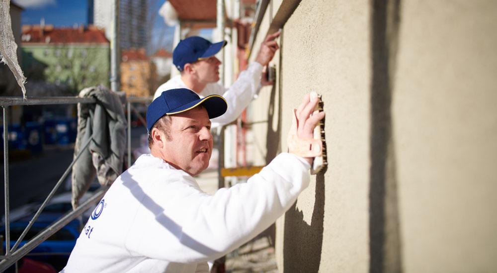 Serviceheft zum Fassadencheck