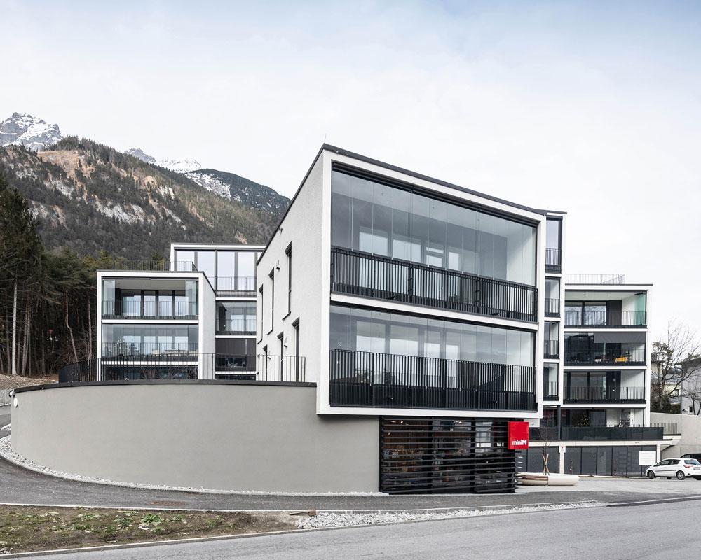 SOLARLUX: Urbanes Wohnen bergwärts