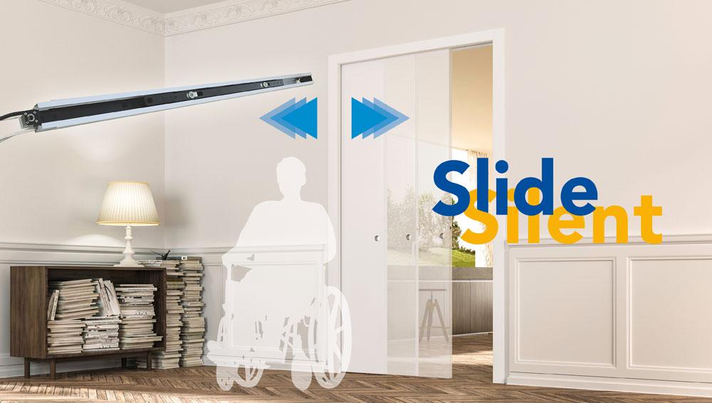 ECLISSE: Türautomation Slide Silent
