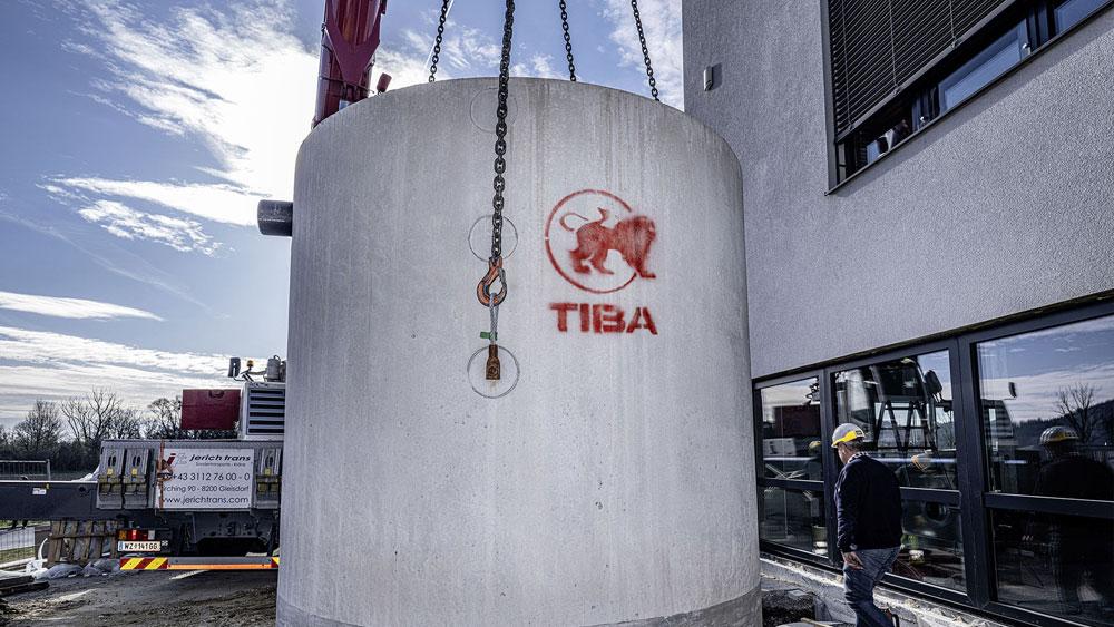 TIBA AUSTRIA präsentiert: Fettabscheider für Großküche