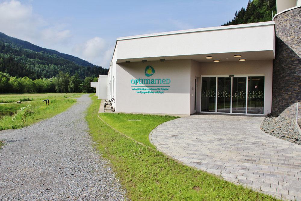 GEOCELL: Erste Kinder-Rehabilitation in Österreich