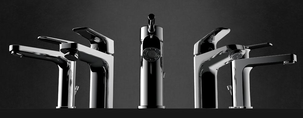 Die Cera Familie – neue Armaturen von Ideal Standard