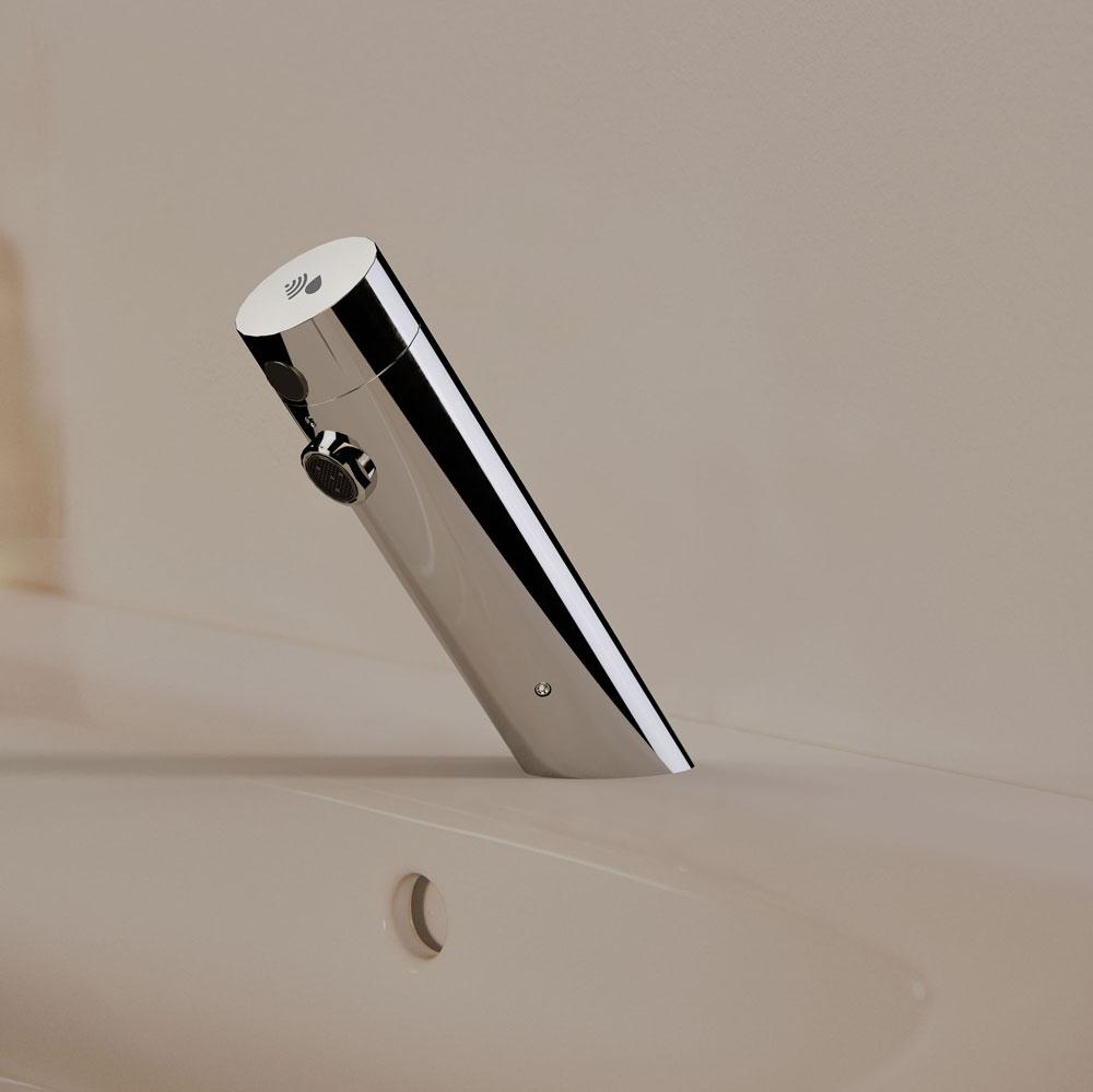Ideal Standard präsentiert kontaktlose Armaturenserie Sensorflow